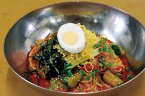 賀来店 激辛ビビン麺